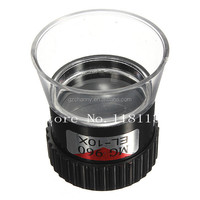 New Arrvial!!! Monocular 10X Magnifying Glass Loupe Lens Jeweler Tool Eye Magnifier for Jewelry Watch Stamp Coin