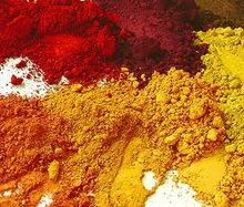 iron oxide pigment red color for terracotta coating