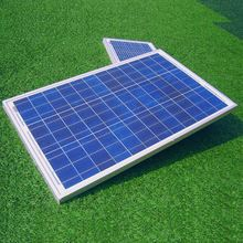 Solar Panel 12V 50W Watts Polycrstalline Solar Energy Charger Board Waterproof Sun Panel Battery Charger China SFP50 W hubperfec