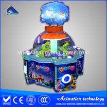 Water type crane machine amusement park crane claw machine for kids