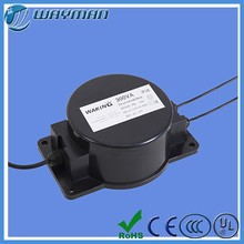 Wholesale high quality RGB LED light water proof 200VA AC 12V adapter