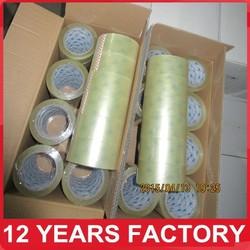 alibaba express high quality Bopp/opp sealing tape