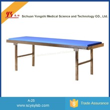 Portable steel hospital medical examination couch bed