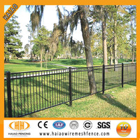 High quality wrought iron fence picket