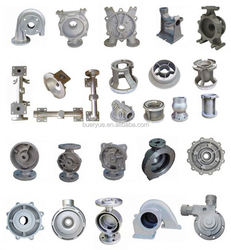 customized precision investment cast cast iron cookware parts