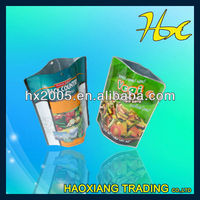 Customized Printed pallet cover plastic bag