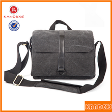 2015 Fashion Professional Waterproof Best Camera Bag Canvas Bags For Men