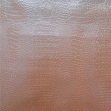 PVC artificial leather Crocodile skin