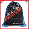 Cheap Custom Fabric Shoe Backpack Cover Bag With Logo