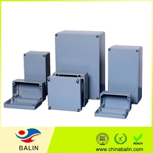 Aluminum die cast junction box