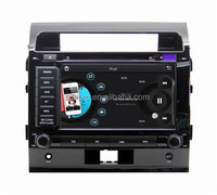 special car dvd for Toyota Land Cruiser 100 with GPS, buletooth, canbus, RDS, steer wheel control, TV, FM