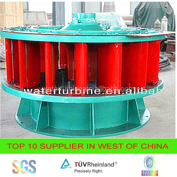 Axial flow  Propeller water turbine generator