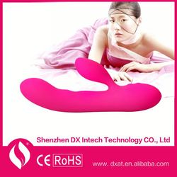 Electric four style orgasm vibrator cute girl vagina wand massager