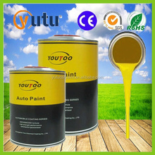 YUTU Car Repairing Acrylic 2K Solid Colours with Superior Gloss
