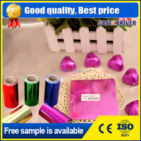 christmas decorations food packaging foil paper roll