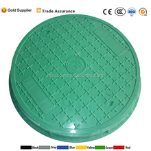 polymer concrete manhole cover used on road or walkway or well cover