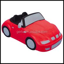 Promotional Pu foam Sports Car Anti Stress Ball