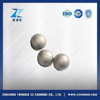 China Hot sales high wear-resistance carbide ball for oil-field in Roman