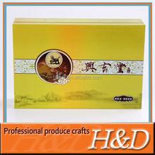 elegant china corrugated paper packing box maker