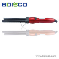 Top Quality LED Two Barrel Hair Styling Tool Make You Beautiful Big Wave