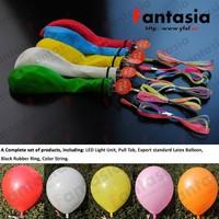 Flashing LED Light Up Balloons Wholesale