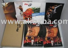 2010 fashion brand REV ABS dvd , fitness dvds ,product