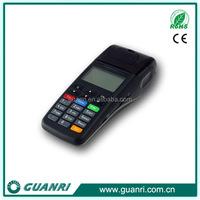 Handheld car parking device, car parking terminal, handheld RFID payment terminal--GUANRI BD-632