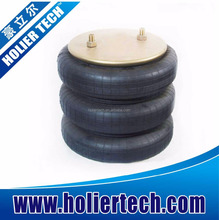 Three Convoluted rubber air suspension spring heavy truck
