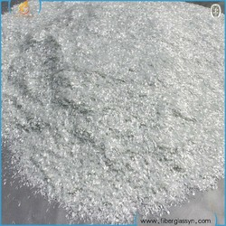 Basalt glass fiber chopped strands for asphalt