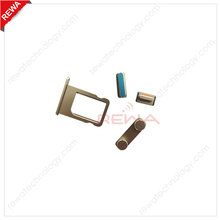 High Quality SIM Card Tray and Side Buttons Set for iPhone 5S