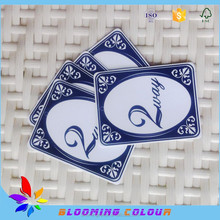 china factory custom cheap high quality garment hang tags