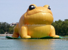 hot sale inflatable toad/inflatable animal/inflatable replic