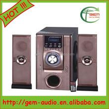 bookshelf hifi speaker home theater music system Gem-90021