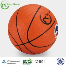 Zhensheng Indoor Outdoor Durable Rubber Basketball