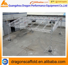 Hot sale aluminum stage truss,roof truss system,truss tent