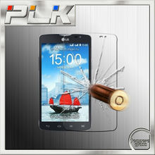 Cell phone tempered glass screen cover for lg p880 for lg p880 screen film