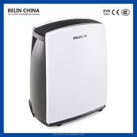 Handle air drying automatic portable air moisture absorber dehumidifier