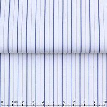James 100% Cotton Yarn Dyed Wrinkle Free Twill/Stripe Shirting Fabric
