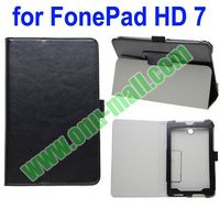 For FonePad HD 7 ME372 Leather Case with Bracket