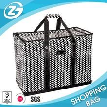Heavy Duty Graphic Pattern Prints Woven Polypropylene Bag