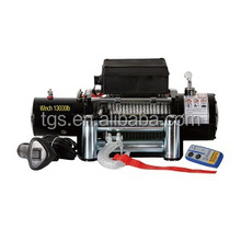 12V 8000 lb wireless 4wd winches for car jeep truck used truck winches for sale