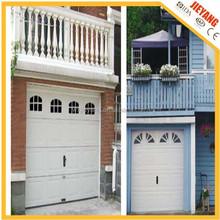 sectional auto garage door