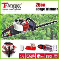 25.4cc best selling professional mini hedge trimmers