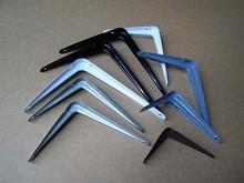 adorno del hogar fijo apoyo las especificaciones completas del soporte de metal con tornillos