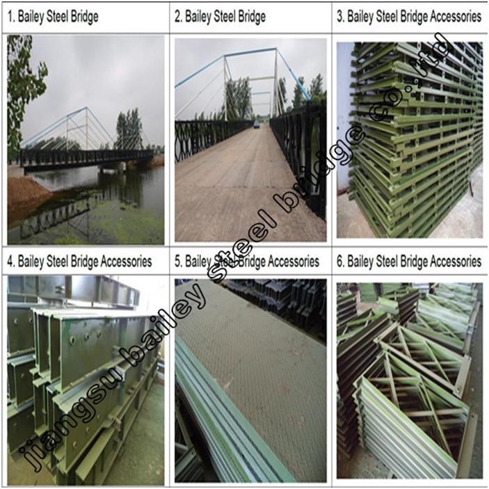 portable steel bridge/MILITARY BRIDGE