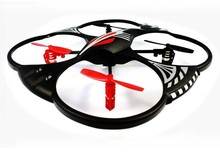 Outdoor Toy 2.4G 60CM Big Quadcopter RC Helicopter Drone with Colorful Lights
