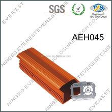 aluminum radiator profile