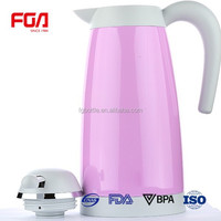 electric travel kettle stainless steel vaccum thermos flask kettle
