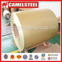 Good quality PPGI / prepainted zinc and aluminum alloy coated steel