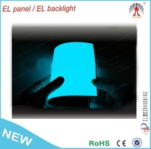 Customized Size EL Backlight EL Sheet EL Panel for Advertisement